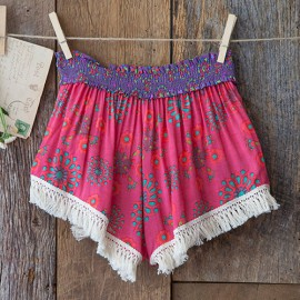 SHORT HIPPIE ESTAMPADO COLORES
