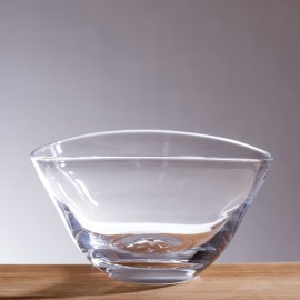 BOWL CRISTAL TRANSPARENTE SMALL