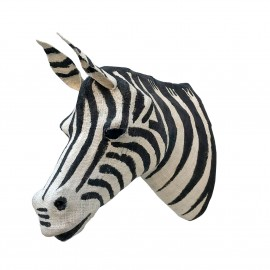 ZEBRA PARED JUTE